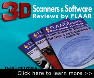 3d scanners Reviews 3d software evaluation